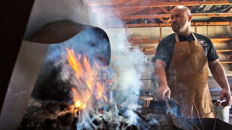 Village Blacksmith