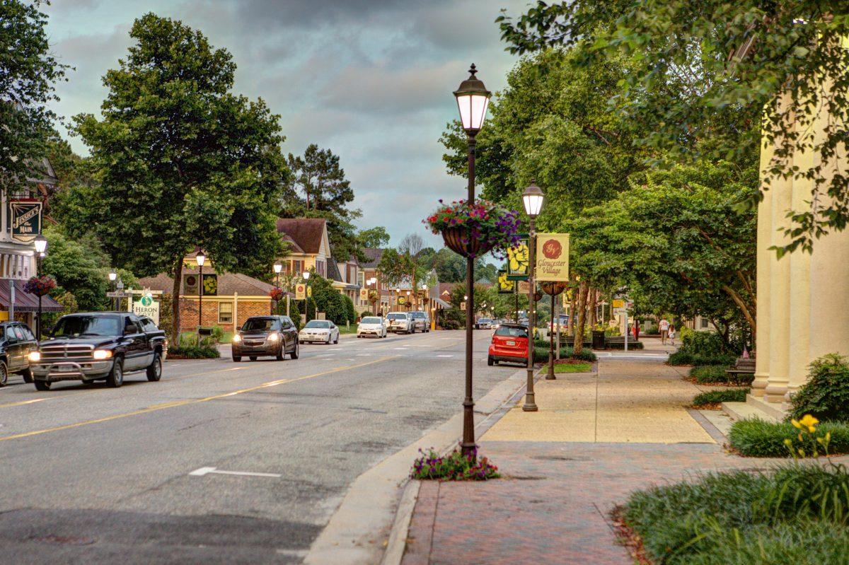 Gloucester Main Street