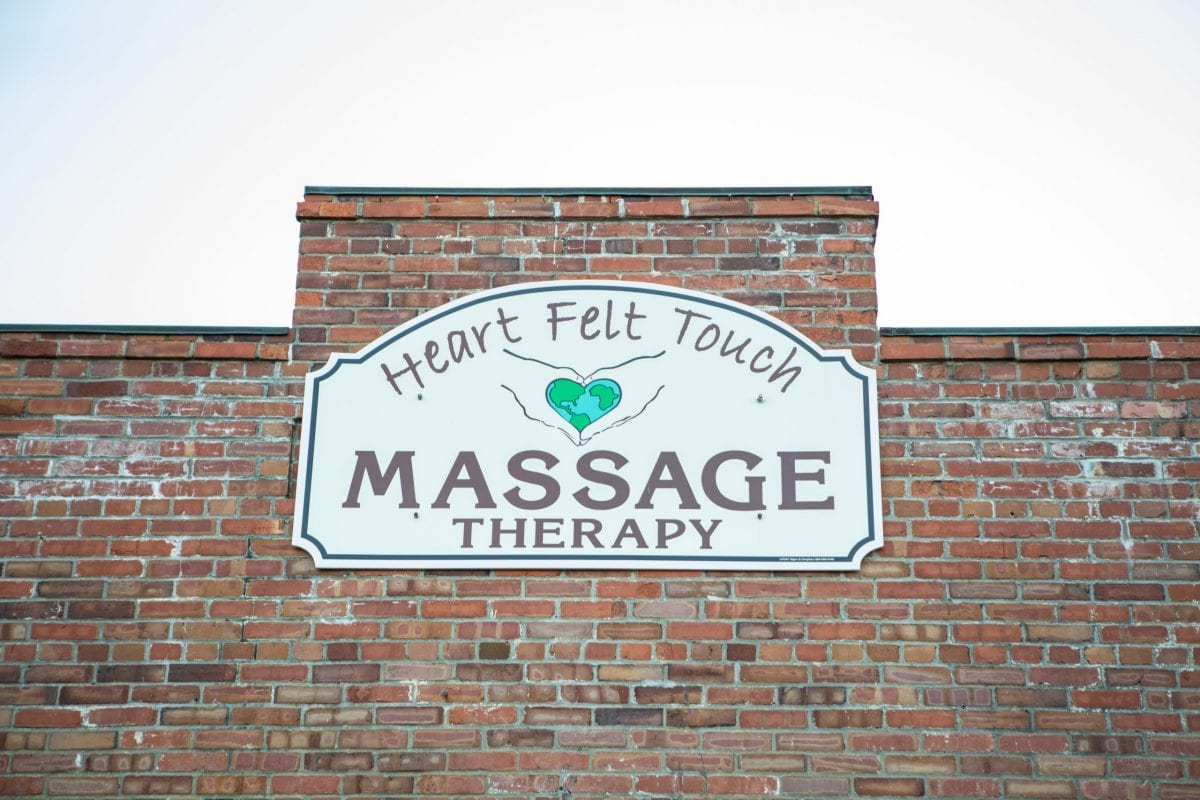 Heart Felt Touch Massage Therapy