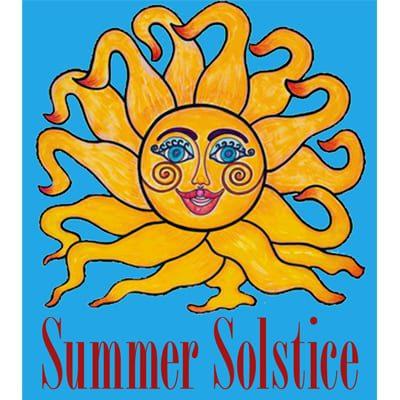 Summer Solstice Sun image