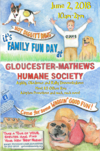 Flyer for GMHS Family Fun Day