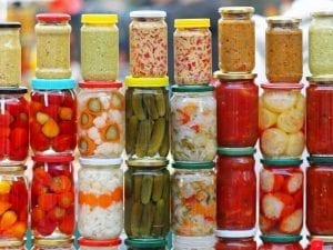 pic of canned vegtables
