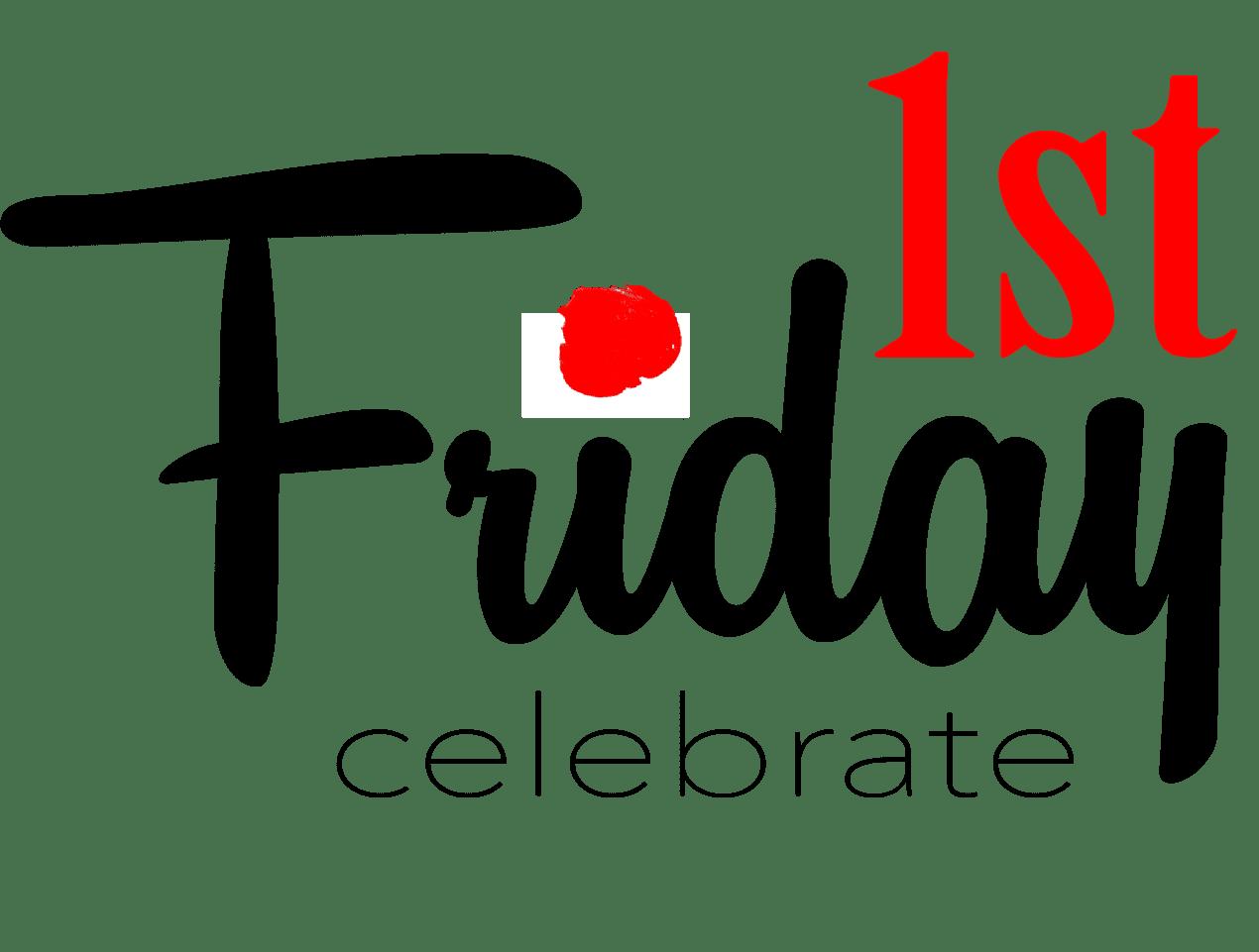 Logo for 1st Friday