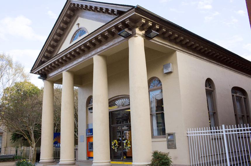 SunTrust Building Main Street Gloucester Virginia