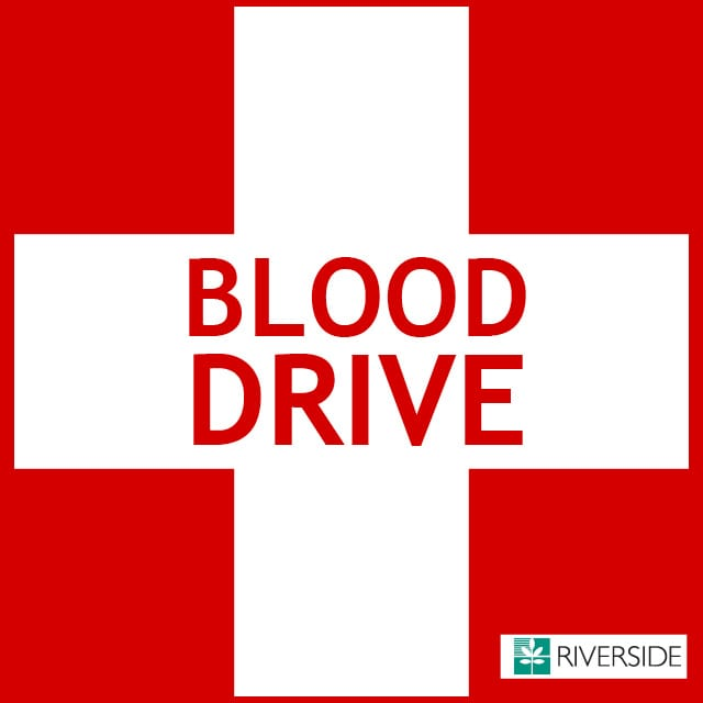 Blood Drive Riverside Walter Reed Hospital