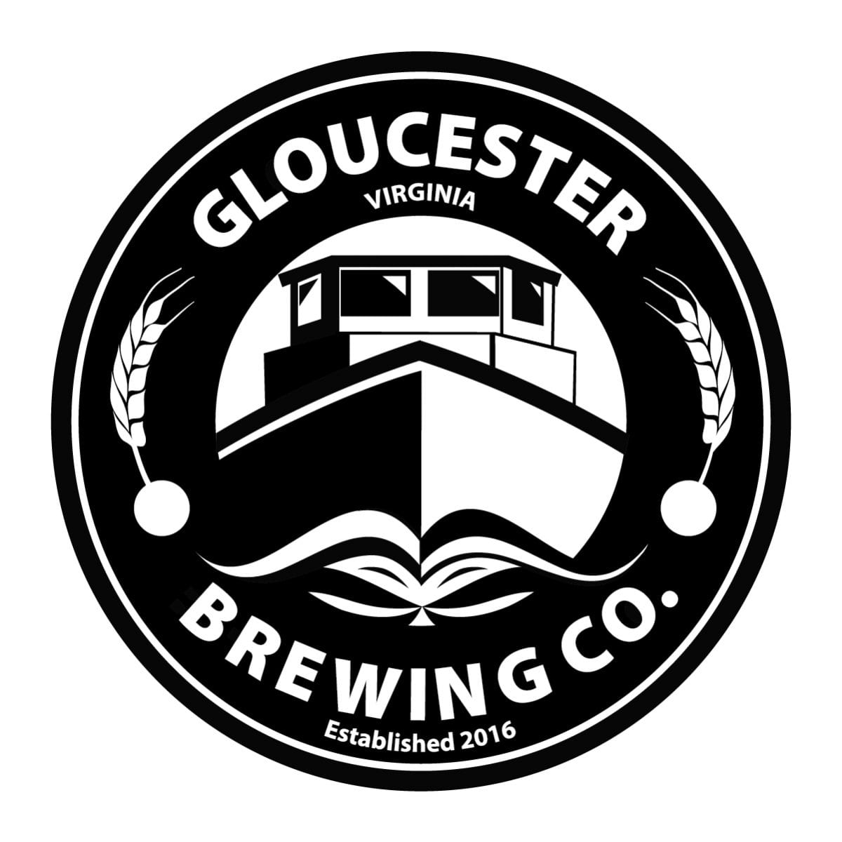 logo for Glo Brew Co