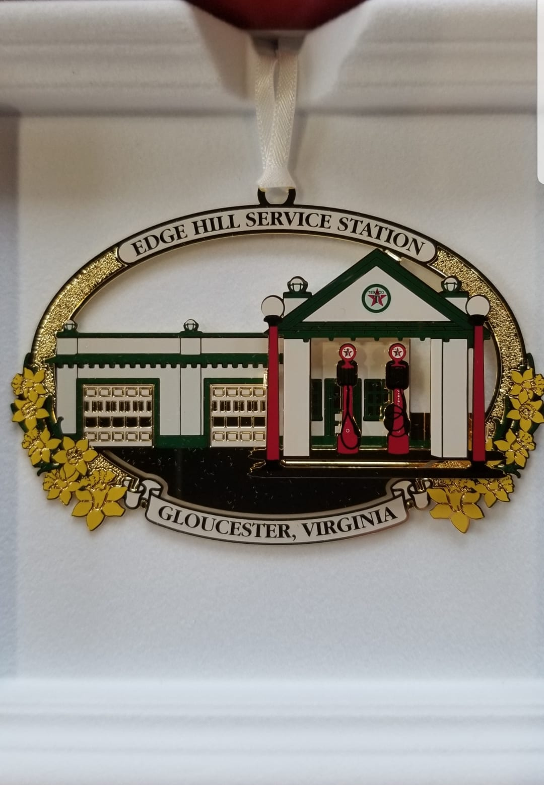 2018 Gloucester Ornament