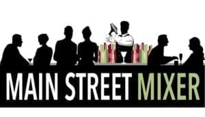 Logo for Main Street Mixer
