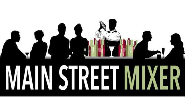 Logo for Main Street Mixer